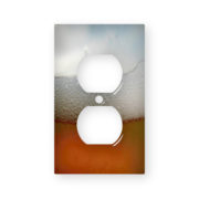 Beer in Glass - AC Outlet Wall Plate Cover