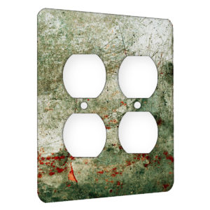 Adventure - AC Outlet 2 Gang Wall Plate Cover
