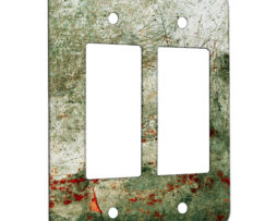 Adventure - 2 Gang Decora Rocker Wall Plate Cover