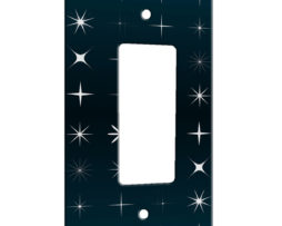 All My Stars - 1 Gang Decora Rocker Wall Plate Cover