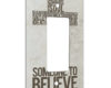 Psalm 23 Someone To Believe - 1 Gang Decora Rocker Wall Plate Cover
