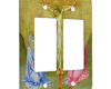 Sano Di Pietro The Crucifixion - 2 Gang Decora Rocker Wall Plate Cover