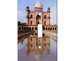 Taj Mahal - Single Gang Switch Plate