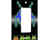 Video Game Invaders - 1 Gang Decora Rocker Wall Plate Cover