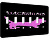 Dachshund Dog Pink - 6 Gang Switch Plate