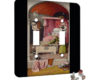 Hieronymus Bosch Death And The Miser - 2 Gang Switch Plate