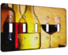 Wine Time - 5 Gang Switch Plate