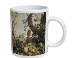 Abraham Bloemaert Garden Painting - 11 oz. White Coffee Mug