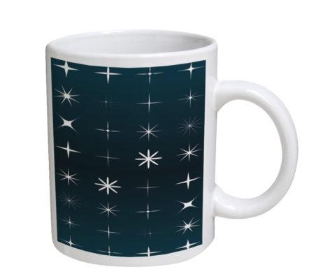 All My Stars - 11 oz. White Coffee Mug