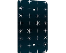 All My Stars - 1 Gang Blank Wall Plate Cover
