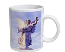 Angel Of Waverly Cemetery - 11 oz. White Coffee Mug