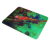 Bird Abstract Colorscape - Glass Cutting Board