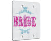Bride ID - 2 Gang Blank Wall Plate Cover