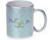 Mommy To Be Again - 11 oz. Silver Sparkle Coffee Mug