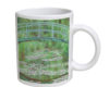 Monet The Japanese Footbridge - 11 oz. White Coffee Mug
