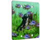 Scuba Fishing - 2 Gang Blank Wall Plate Cover