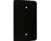 Slate Black - 1 Gang Blank Wall Plate Cover