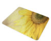 Sunflower Yellow - Glass Cutting Board