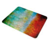 Texture Abstract Sunset - Glass Cheese Cutting Board