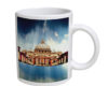 Vatican City - 11 oz. White Coffee Mug