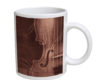 Violin Vintage - 11 oz. White Coffee Mug
