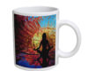 Yoga Beach - 11 oz. White Coffee Mug